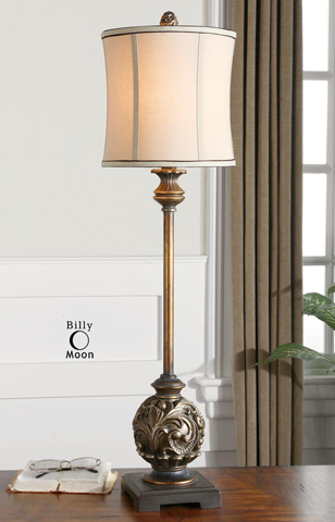 Uttermost Company - Shahla Bronze Buffet Lamp - 29291-1