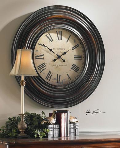 Uttermost Company - Trudy Clock - 06726