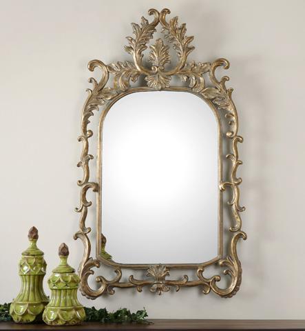 Uttermost Company - Abelia Wall Mirror - 08117