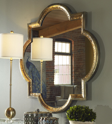 Uttermost Company - Lourosa Wall Mirror - 12862