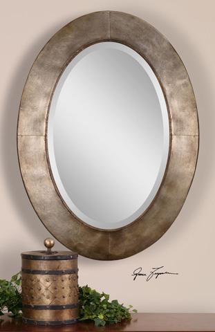 Uttermost Company - Kayenta Oval Wall Mirror - 13773
