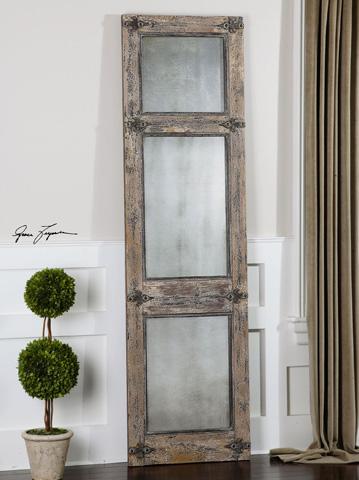 Uttermost Company - Saragano Floor Mirror - 13835