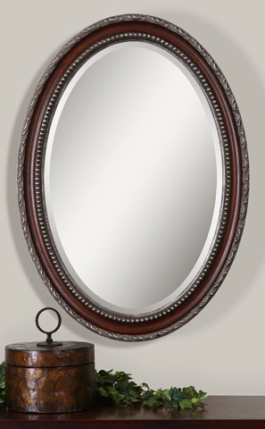 Uttermost Company - Montrose Oval Wall Mirror - 14196