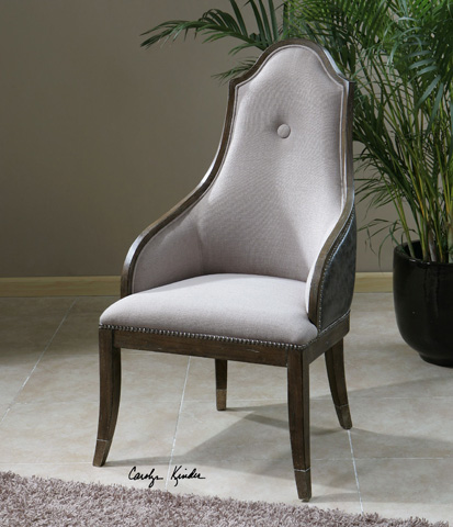 Uttermost Company - Sylvana Accent Chair - 23161