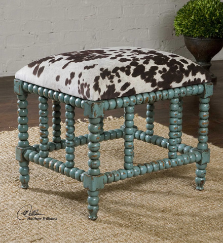 Uttermost Company - Chahna Small Bench - 23605