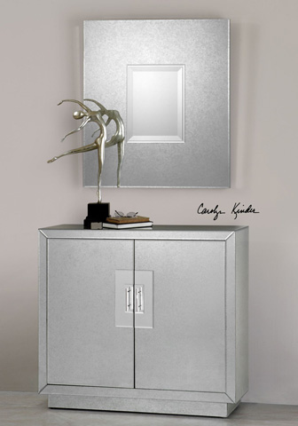 Uttermost Company - Andover Mirrored Cabinet - 24183