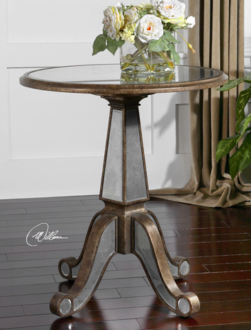 Uttermost Company - Eraman Accent Table - 24236