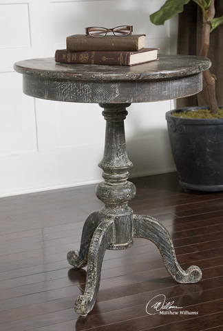 Uttermost Company - Cadey Side Table - 24245