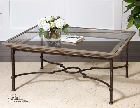Uttermost Company - Huxley Coffee Table - 24291