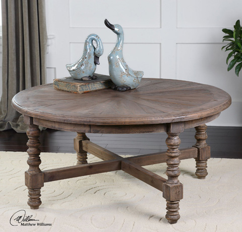 Uttermost Company - Samuelle Coffee Table - 24345