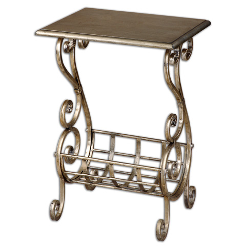 Uttermost Company - Lilah Magazine Table - 26117