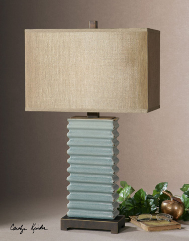 Uttermost Company - Lupara Table Lamp - 26466-1