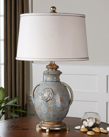 Uttermost Company - Cancello Table Lamp - 26483