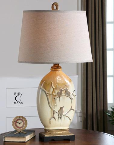 Uttermost Company - Pajaro Table Lamp - 26498