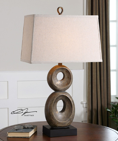 Uttermost Company - Osseo Table Lamp - 26562