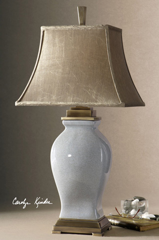 Uttermost Company - Rory Blue Table Lamp - 26736