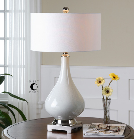 Uttermost Company - Helton Table Lamp - 26768-1