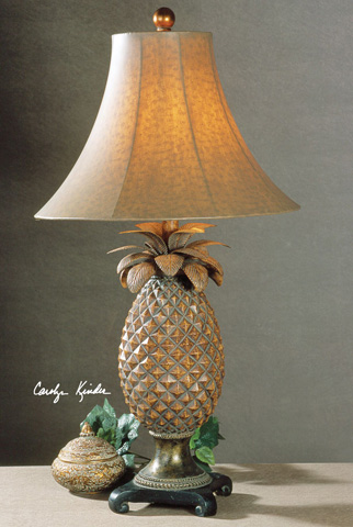 Uttermost Company - Anana Pineapple Table Lamp - 27137