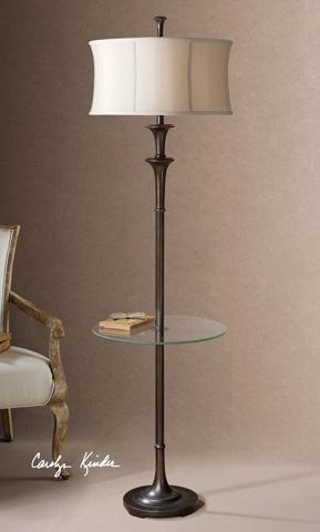 Uttermost Company - Brazoria End Table Lamp - 28235-1