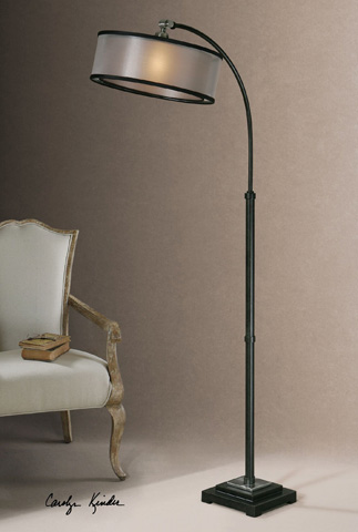Uttermost Company - Worland Floor Lamp - 28591-1