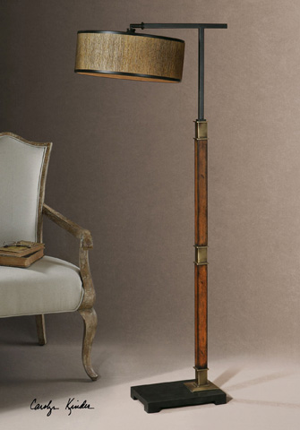 Uttermost Company - Allendale Floor Lamp - 28593-1