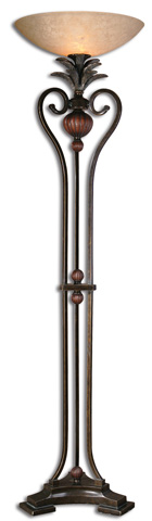 Uttermost Company - Andra Torchier Floor Lamp - 28842-1