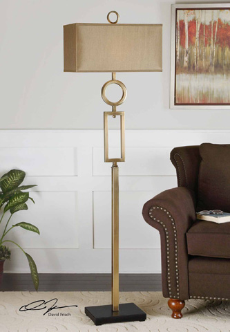 Uttermost Company - Rashawn Floor Lamp - 28879-1