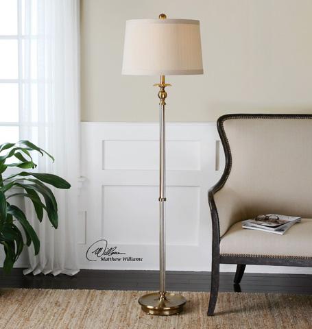 Uttermost Company - Vairano Floor Lamp - 28885