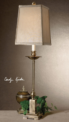 Uttermost Company - Lowell Table Lamp - 29427-1