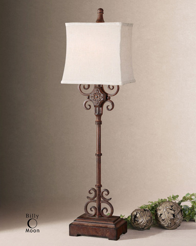 Uttermost Company - Cubero Table Lamp - 29533-1