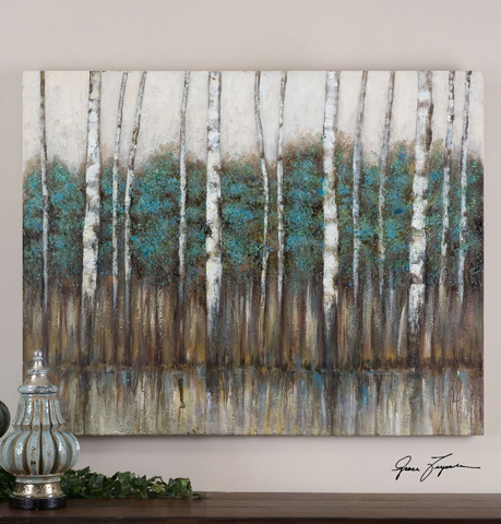 Uttermost Company - Edge Of The Forest Wall Art - 34284