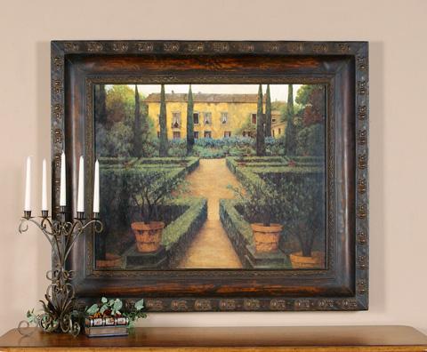 Uttermost Company - Garden Manor Wall Art - 50422