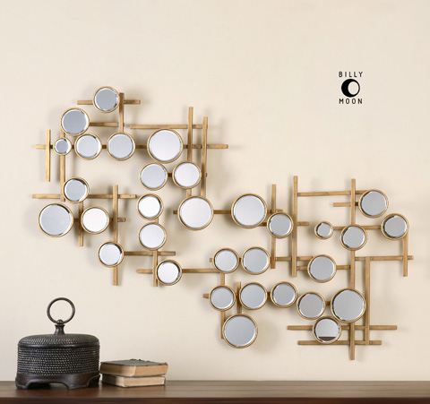 Uttermost Company - Britton Wall Décor - 08138