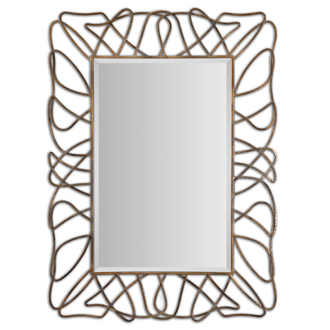 Uttermost Company - Halsey Mirror - 12878
