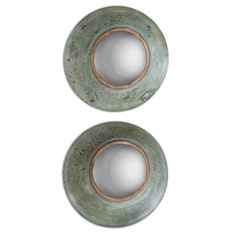 Uttermost Company - Forbell Rounds Wall Décor - 13860