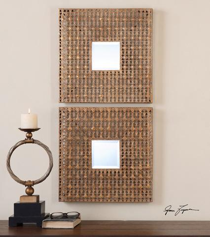 Image of Adelina Squares Mirror