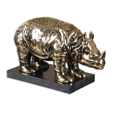 Uttermost Company - Rhino Tabletop Décor - 19950