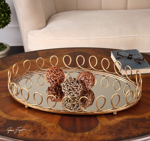 Uttermost Company - Eclipse Tray - 19963