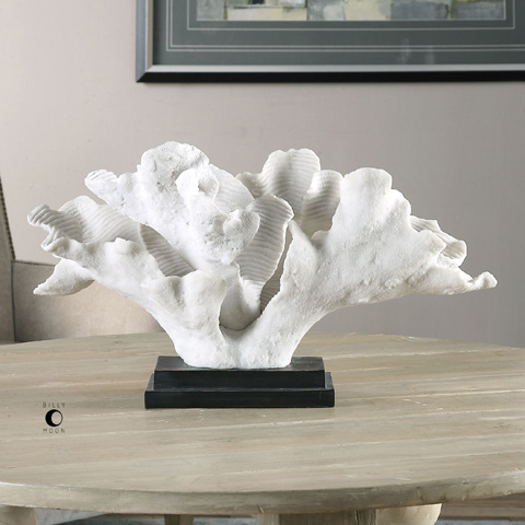 Uttermost Company - Blade Coral Tabletop Décor - 19976