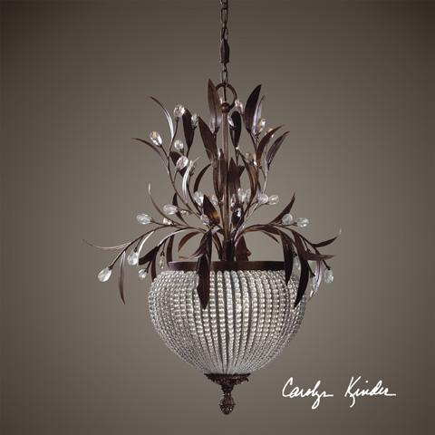 Uttermost Company - Cristal de Lisbon Chandelier - 21004