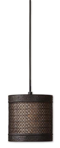Uttermost Company - New Orleans Mini Pendant - 21890