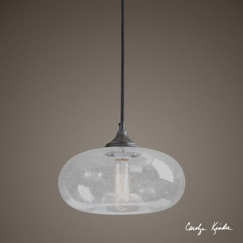 Uttermost Company - Torus Mini Pendant - 21987