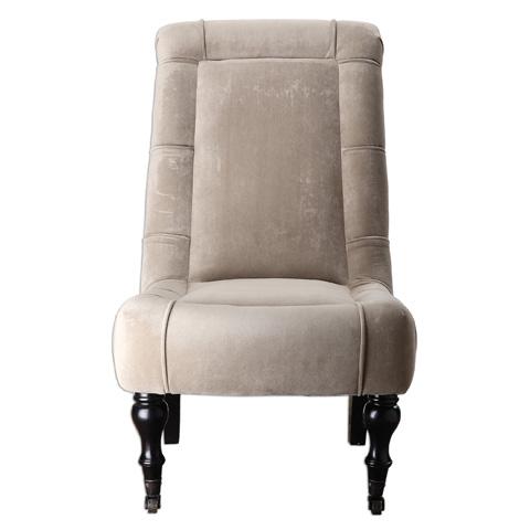 Uttermost Company - Lizina Armless Chair - 23230