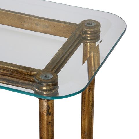 Uttermost Company - Elenio Console Table - 24421