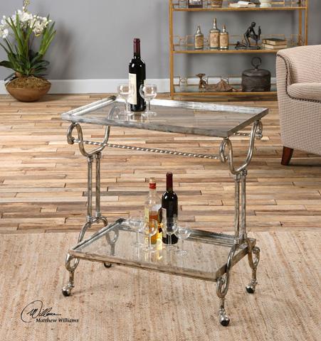 Uttermost Company - Acasia Tea Cart - 24463