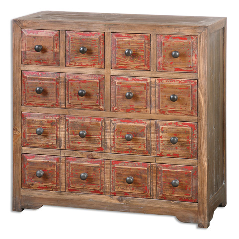 Uttermost Company - Rylee Drawer Chest - 24481