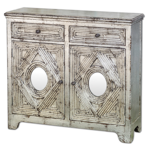 Uttermost Company - Emrick Console Cabinet - 25608