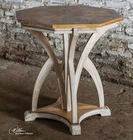Uttermost Company - Ranen Accent Table - 25623
