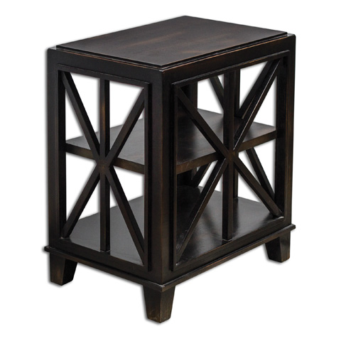 Uttermost Company - Asadel End Table - 25633