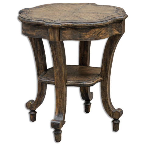 Uttermost Company - Matahari Accent Table - 25662
